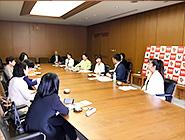 女性議員の会の研修会