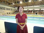 秋葉山県民水泳場オープン