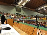 全国少年少女レスリング大会