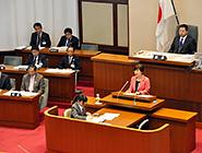 2月議会開会
