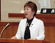 県議会開会