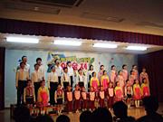 和歌山朝鮮初中級学校芸術祭参加