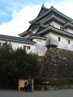 和歌山城を観光