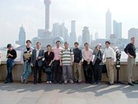 中国・済南市訪問